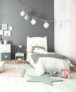 Awesome bedroom design ideas #cutebedroomideas #teenagegirlbedroom #bedroomdecorideas