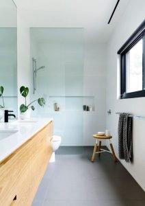 Perfect ceramic tile shower #bathroomtileideas #showertile #bathroomtilefloor