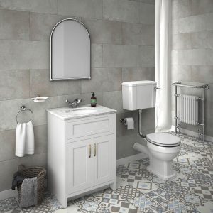 Brilliant bathroom tile ideas white #bathroomtileideas #showertile #bathroomtilefloor