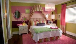 Breathtaking teenage bedroom #cutebedroomideas #teenagegirlbedroom #bedroomdecorideas