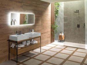 Uplifting can you paint bathroom tile #bathroomtileideas #showertile #bathroomtilefloor