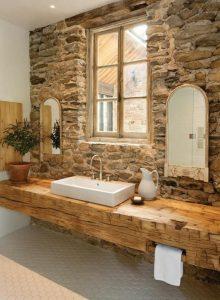 Striking bathroom tile designs gallery #bathroomtileideas #showertile #bathroomtilefloor
