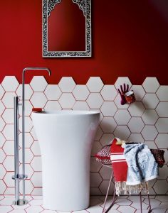Breathtaking modern bathroom tile #bathroomtileideas #showertile #bathroomtilefloor