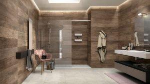 Unbeatable designer wall tiles for bathroom #bathroomtileideas #showertile #bathroomtilefloor