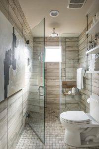 Gorgeous tile ideas for bathroom walls #bathroomtileideas #showertile #bathroomtilefloor