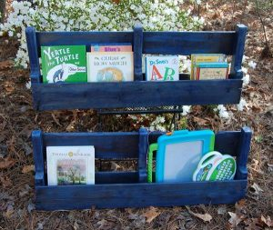 Unique book shelving ideas #diybookshelfpallet #bookshelves #storageideas