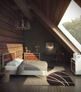 Marvelous small attic bedroom storage ideas #atticbedroomideas #atticroomideas #loftbedroomideas