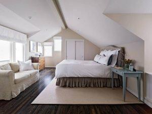 Brilliant attic renovation ideas #atticbedroomideas #atticroomideas #loftbedroomideas