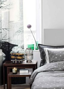 Marvelous bedroom curtain ideas with blinds #bedroomcurtainideas #bedroomcurtaindrapes #windowtreatment