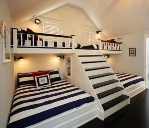 Gorgeous rustic attic bedroom ideas #atticbedroomideas #atticroomideas #loftbedroomideas