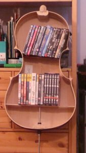 Epic dvd holder #dvdstorageideas #cddvdstorage #dvdrack