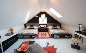 Miraculous attic decorating ideas pictures #atticbedroomideas #atticroomideas #loftbedroomideas