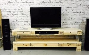 Extraordinary diy tv stand mount #DIYTVStand #TVStandIdeas #WoodenTVStand