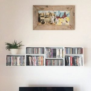 Brilliant dvd storage ideas pinterest #dvdstorageideas #cddvdstorage #dvdrack