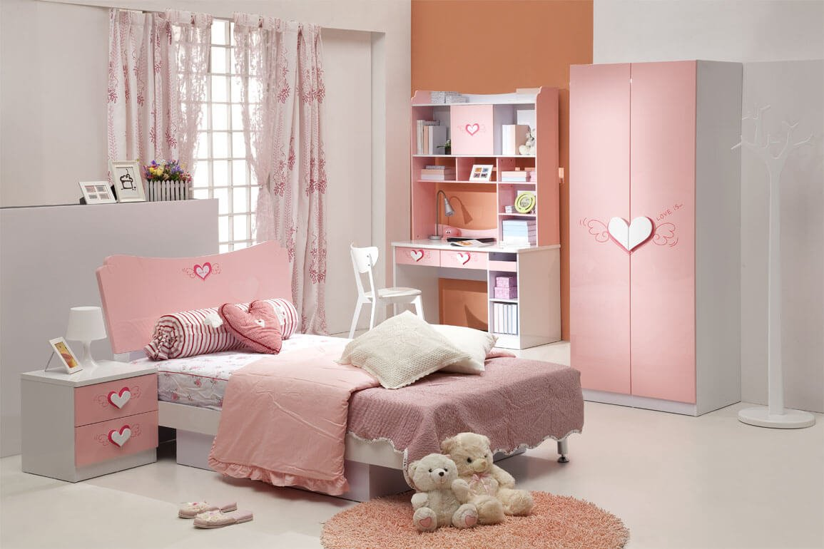 50 Adorable Teenage Girl Bedroom Ideas Your Daughter Will Love
