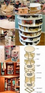 Astounding shoe storage ideas in cupboards #shoestorageideas #shoerack #shoeorganizer