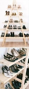 Unleash shoe storage ideas for college #shoestorageideas #shoerack #shoeorganizer