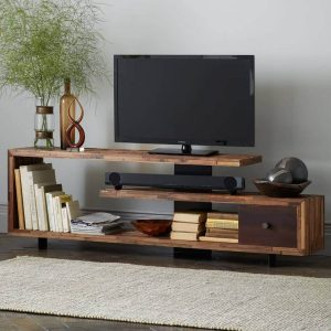 Marvelous diy tv stand with crates #DIYTVStand #TVStandIdeas #WoodenTVStand