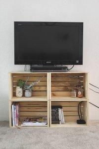 Unbelievable diy lcd tv stand #DIYTVStand #TVStandIdeas #WoodenTVStand