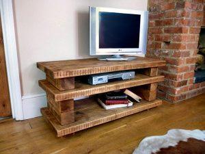 Uplifting diy tv stand easy #DIYTVStand #TVStandIdeas #WoodenTVStand