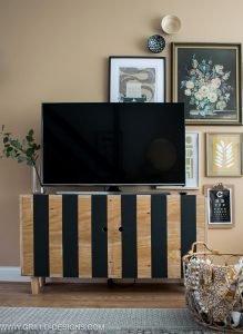 Breathtaking diy tv stand plans free #DIYTVStand #TVStandIdeas #WoodenTVStand