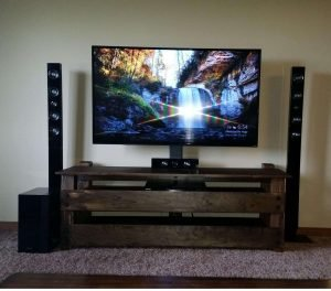 Amazing diy tv stands images #DIYTVStand #TVStandIdeas #WoodenTVStand