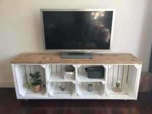 Remarkable diy tv stand dresser #DIYTVStand #TVStandIdeas #WoodenTVStand