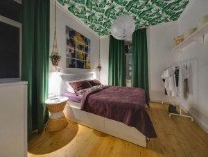 Terrific blue bedroom curtain ideas #bedroomcurtainideas #bedroomcurtaindrapes #windowtreatment