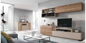 Perfect modern corner tv stand #DIYTVStand #TVStandIdeas #WoodenTVStand