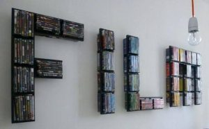 Unforgettable dvd storage cabinet #dvdstorageideas #cddvdstorage #dvdrack