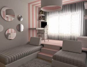 Awesome teenage girl bedroom ideas diy #teenagegirlbedroomideas #teengirlsroom #girlsbedroomideas
