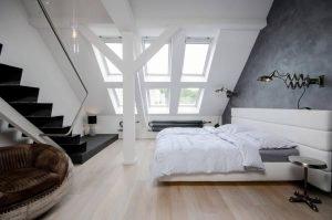 Staggering attic bathroom ideas #atticbedroomideas #atticroomideas #loftbedroomideas