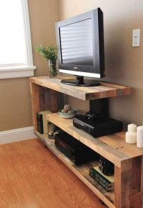 Marvelous simple diy tv stand #DIYTVStand #TVStandIdeas #WoodenTVStand