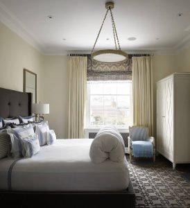 Delight bedroom sheer curtain ideas #bedroomcurtainideas #bedroomcurtaindrapes #windowtreatment