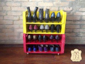 Amazing shoe organizer #shoestorageideas #shoerack #shoeorganizer