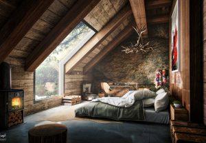 Remarkable loft ideas #atticbedroomideas #atticroomideas #loftbedroomideas