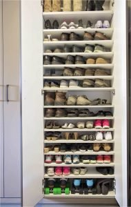 Marvelous shoe cabinet design ideas #shoestorageideas #shoerack #shoeorganizer