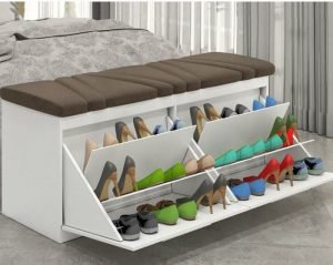 Fantastic shoe box storage #shoestorageideas #shoerack #shoeorganizer