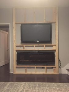 Wonderful diy gaming tv stand #DIYTVStand #TVStandIdeas #WoodenTVStand
