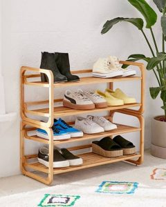 Remarkable shoe storage ideas for dorm rooms #shoestorageideas #shoerack #shoeorganizer