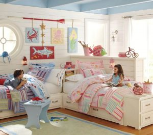 Remarkable boys room paint ideas #kidsbedroomideas #kidsroomideas #littlegirlsbedroom