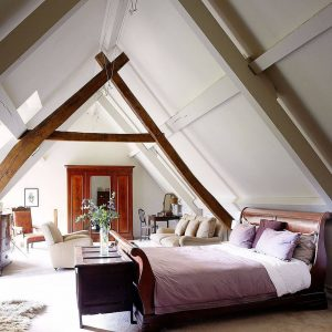 Eye-opening bungalow attic bedroom ideas #atticbedroomideas #atticroomideas #loftbedroomideas