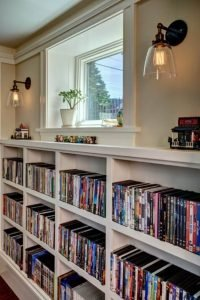 Awesome dvd blu ray storage ideas #dvdstorageideas #cddvdstorage #dvdrack
