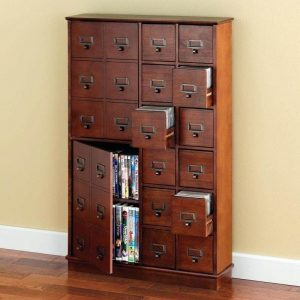 Wondrous storage for small spaces #dvdstorageideas #cddvdstorage #dvdrack