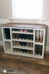 Surprising vintage shoe storage ideas #shoestorageideas #shoerack #shoeorganizer