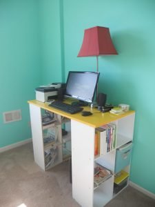 Miraculous desk organization #diycomputerdesk #computerdeskorganization #computertable