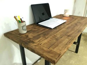 Spectacular computer desk #diycomputerdesk #computerdeskorganization #computertable