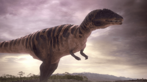Carcharodontosaurus the second strongest dinosaurs
