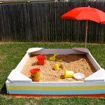 sandpit planning for the summer